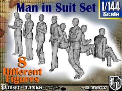1-144 Man In Suit Set picture 1