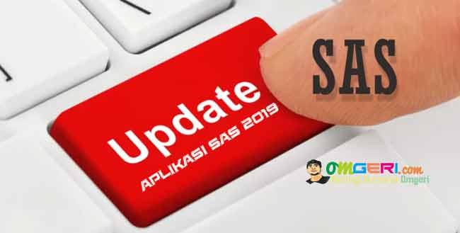 Cara Update Aplikasi SAS 19.0.1 Terbaru Tahun 2019