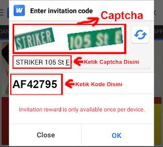 kode penting baru