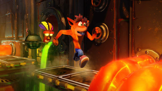 IniDia! Screenshot dan Trailer Game Crash Bandicoot N. Sane Trilogy 45