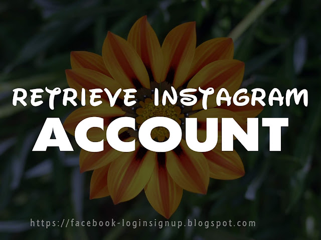 How to reactivate an instagram account