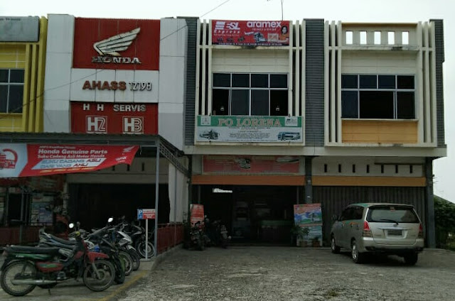 Travel Pekanbaru Palembang