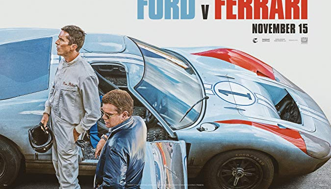 Ford vs Ferrari Movie Review  ★★★★☆