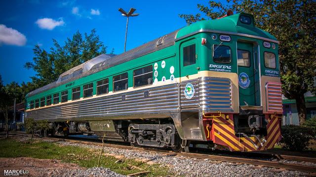 Região Sul Fluminense poderá receber trem turístico interestadual