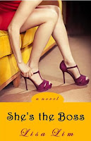 Review: She's The Boss by Lisa Lim. A light, quick, laugh out loud funny read!