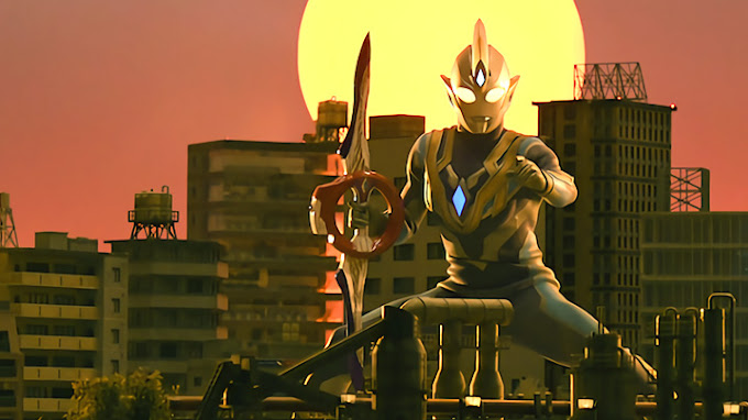 Ultraman Trigger Episode 3 Subtitle Indonesia