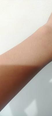 before pemakaian body lotion scarlett