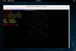 Tutorial Install M-dork di Termux & Linux