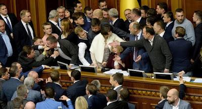 """Самопомощь не дала """"протащить"""" президентский законопроект об особом статусе Донбасса"""