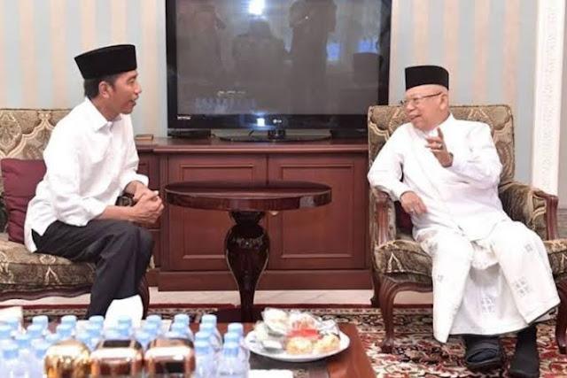 Gerindra Usul Gaji dan Tunjangan Jokowi - Ma'ruf Dipotong untuk Tangani Corona