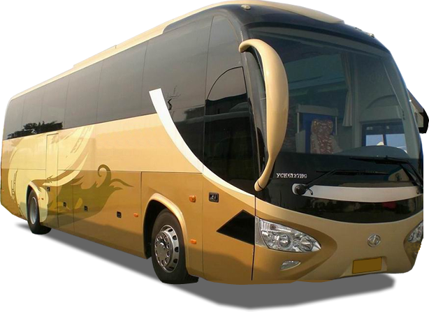 Sleeper bus Coach Travel Volvo Buses, Tourist Bus, compact Car, mode Of Transport png by: pngkh.com
