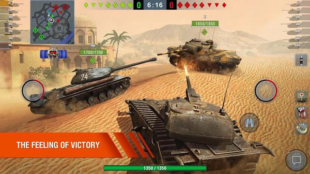 Screenshot World of Tanks
