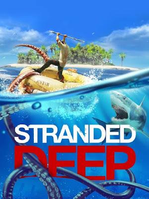 Capa do Stranded Deep