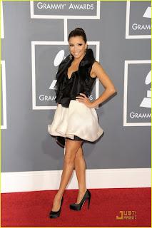 1 Eva Longoria no Grammy 2011