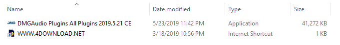 DMG Audio All Plugins Bundle 2019.5.21 Full version
