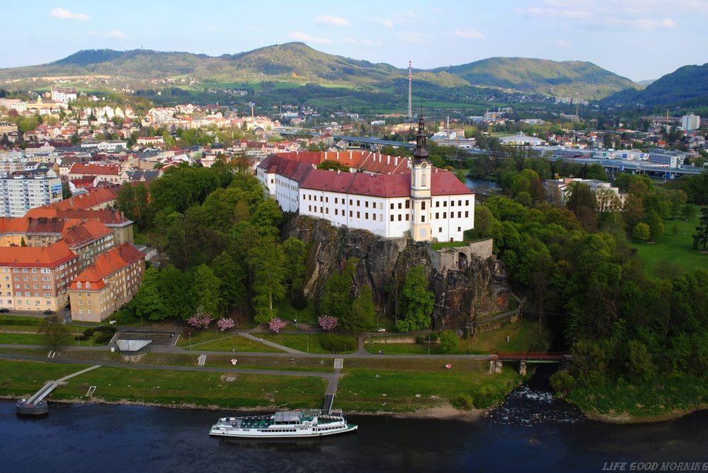 Děčín - wciąż opętańczo piękna Czeska Szwajcaria .