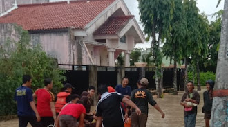 Ini Penyebab Banjir di Karawang yang Memaksa Warga Mengungsi