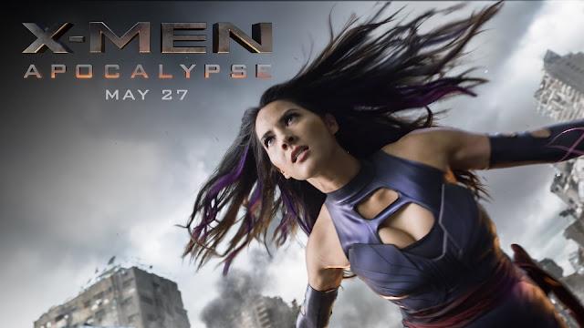 X-Men: Apocalypse - Psylocke