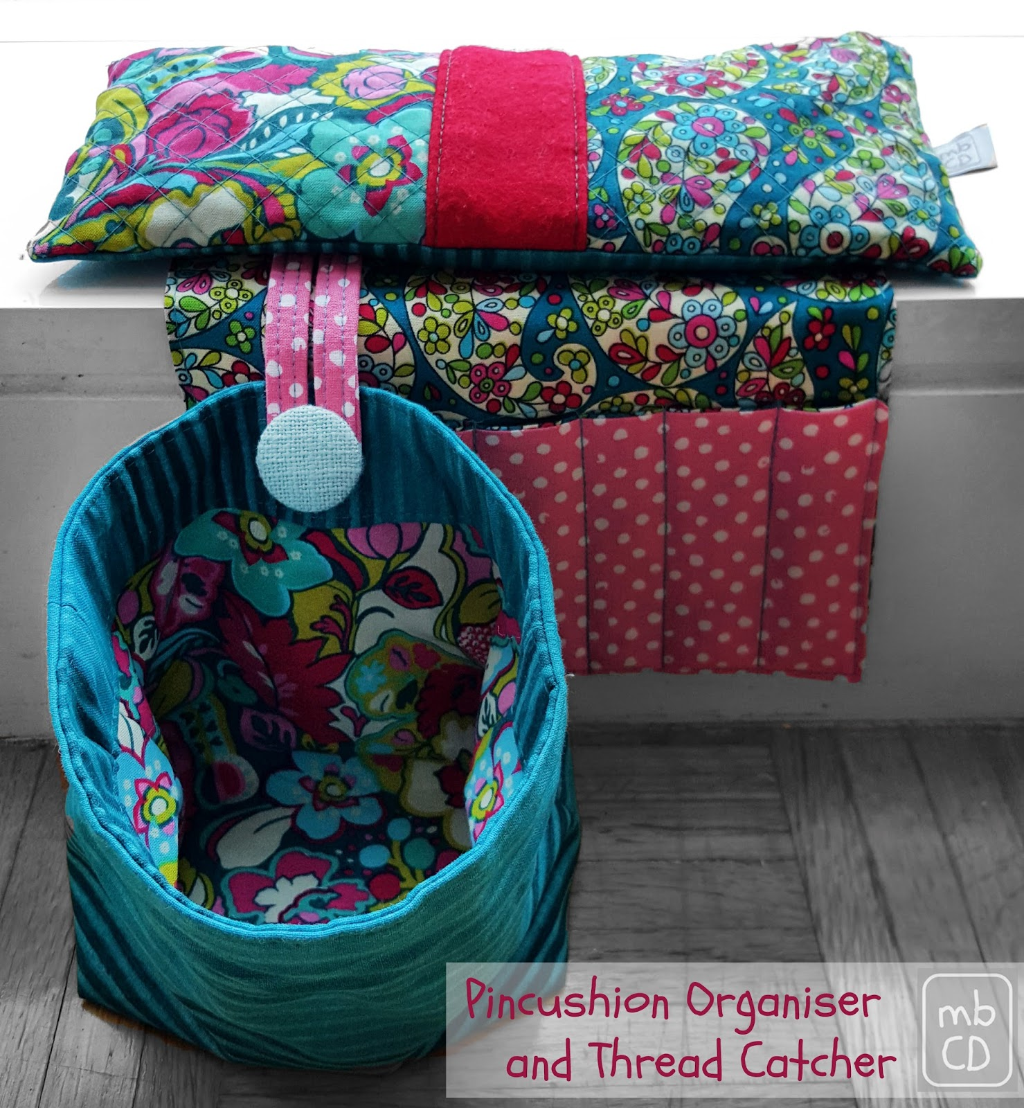 Thread Catcher Pattern Awesome Decorating
