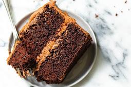 Moist & Delicious Devil's Food Cake