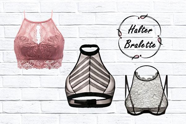 Холтер-бра Halter Brallete