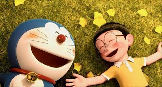 Doraemon and Nobita best friends forever