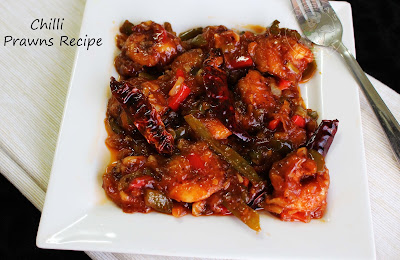 an yummy party dish with prawns chinese recipe spicy sweet and appetizing recipe Ayeshas kitchen tasty food malabar recipes