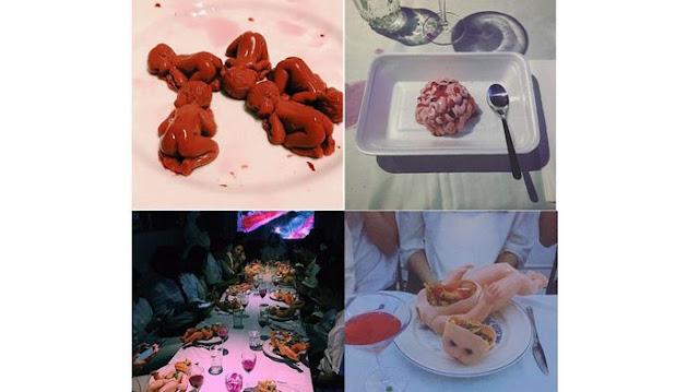 Acara `Makan Mayit` di Jakarta Menjadi Viral, Ibu-ibu Langsung Mengecamnya. Ini Sebabnya