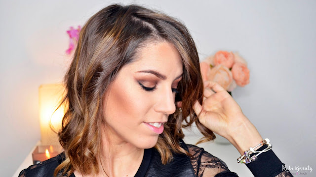 maquillaje fiesta nochevieja fin de año rubibeauty NYE