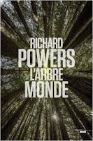Richard Powers  L'Arbre-Monde  Ed. Cherche-Midi