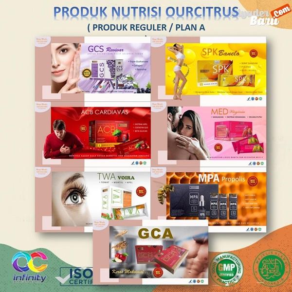 Produk nutrisi ourcitrus
