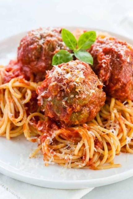 Grandma's Italian Meatball Recipe