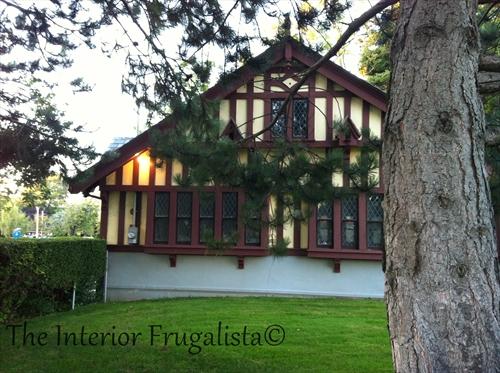 bird house trim