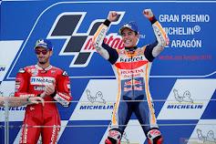 Klasemen MotoGP 2019 Setelah Balapan Aragon, Spanyol