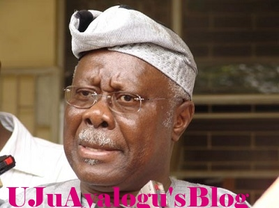 PDP's apology: There's an end to everything – Bode George replies Tinubu