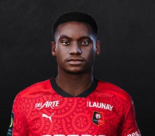 PES 2021 Faces Nakamoro Diallo by Eyzord