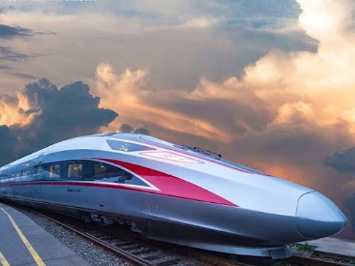 Kereta Api Cepat Jakarta - Bandung