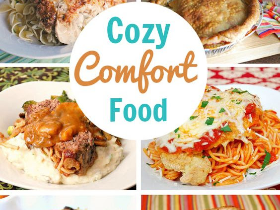 Round Up: Cozy Comfort Food