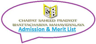Chaipat College Merit List