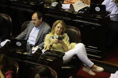 Conociendo legisladores: hoy le toca el turno a susana balbo