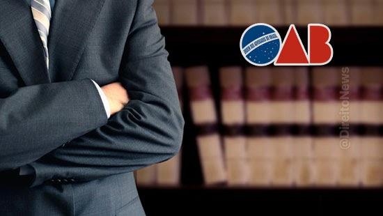 oab provimento direitos prerrogativas advocacia corporativa