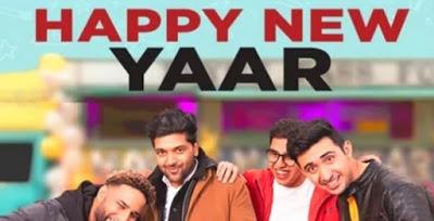 Yaari (Happy New Yaar) Lyrics in English GURU RANDHAWA