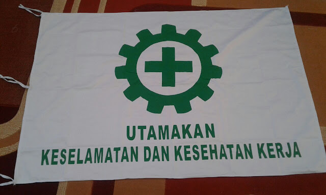 Bendera Utamakan Keselamatan Kerja