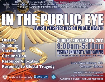 Jewish Perspectives On Public Health