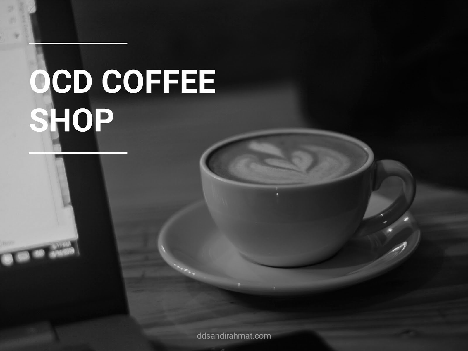 Tempat Ngopi Favorit : OCD Coffee Shop