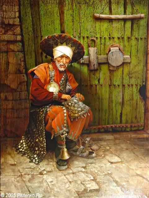 Stanislav V Plutenko | Russian Painter | 1961