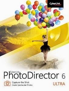 Download CyberLink PhotoDirector Ultra 6