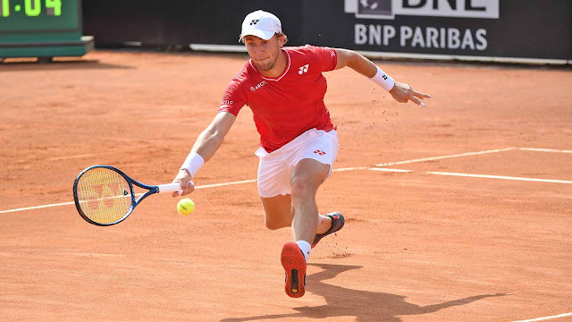 Casper Ruud Noruega ATP Roma