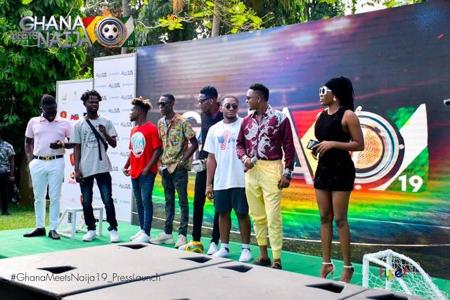 Patapaa, Victor AD, Medikal ,Teni, R2Bees, Wande Coal & More Announced For Ghana Meets Naija 19