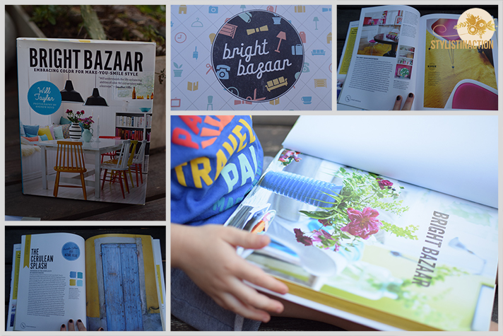Bright Bazaar – Embracing color for make-you-smile style. para post mis 8 libros sobre color